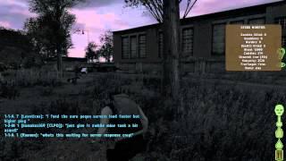 ArmA 2: DayZ Mod - Introdução e Gameplay - Sobrevivendo!