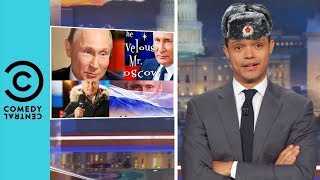Trevor Takes On Vladimir Putin | The Daily Show With Trevor Noah