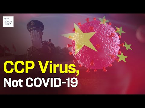 Individual Rights Group Supports Professor Who Used Term 'CCP Virus'