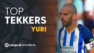 LaLiga SmartBank Tekkers: Doblete y asistencia de Yuri en la victoria de la SD Ponferradina