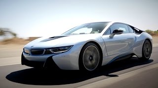 2016 BMW i8 - Review and Road Test