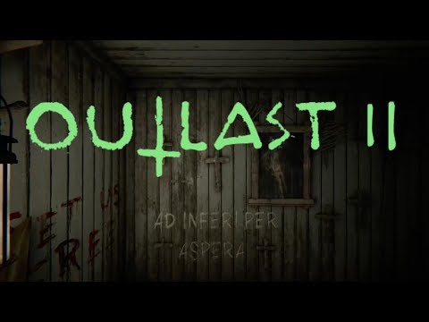 A Rage Time Lapse In Outlast 2 EP10