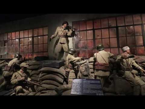 Vlog #2 Visiting Sihang Warehouse in Shanghai 四行仓库