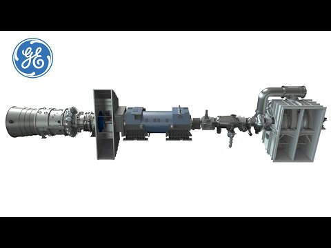 D650 Steam Turbine Product Video | Gas Power Generation | GE Power