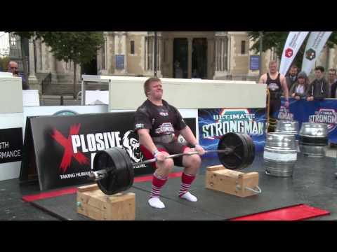 Junior UK Strongest Man 2014