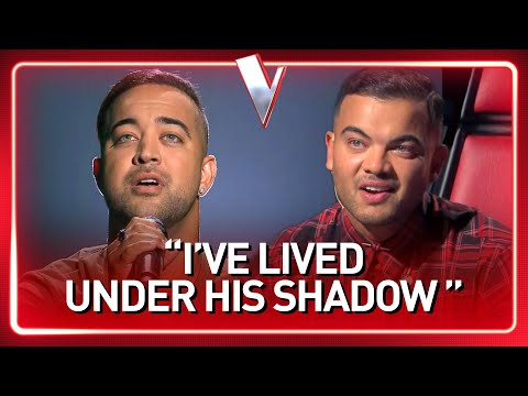 Would this Coach recognise his own BROTHER in The Voice? | Journey #95