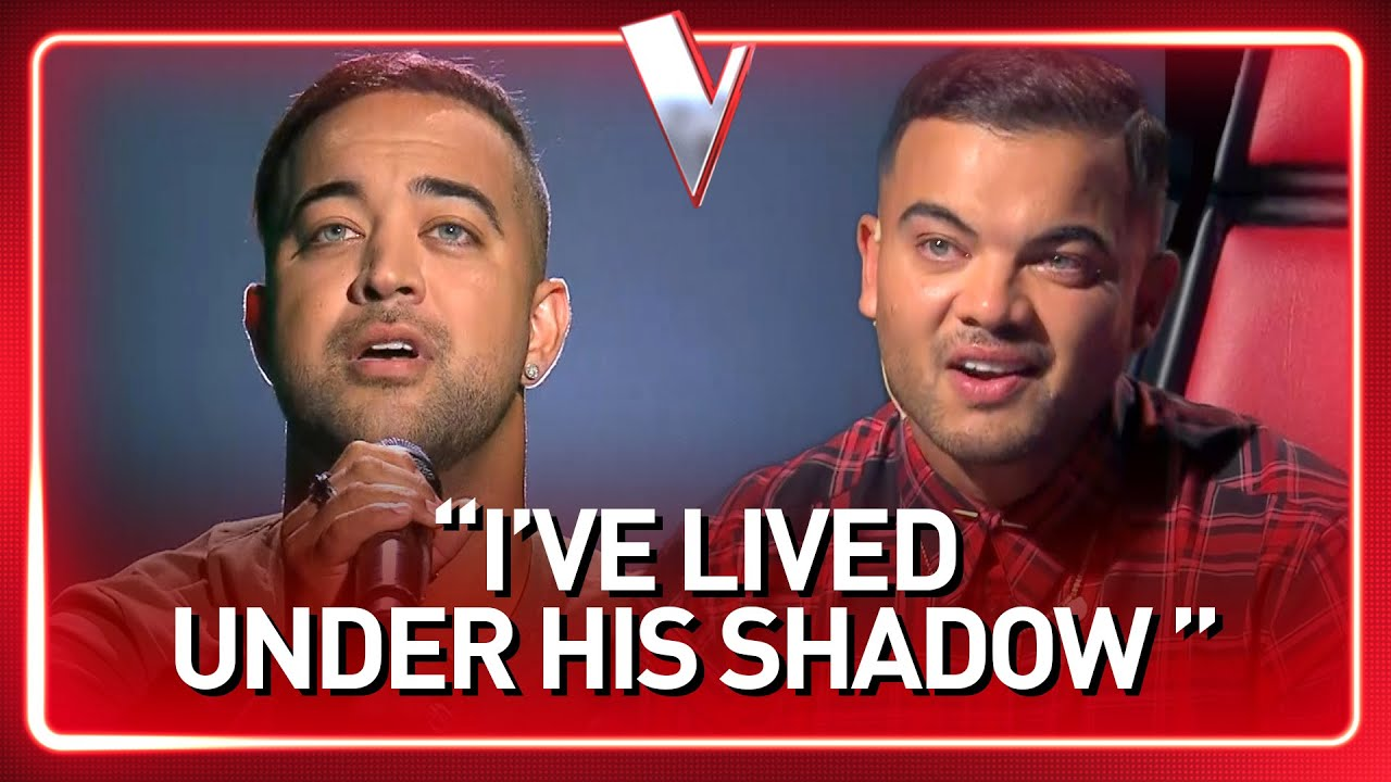 Would The Voice Coach recognise his own BROTHER? | Journey #95
