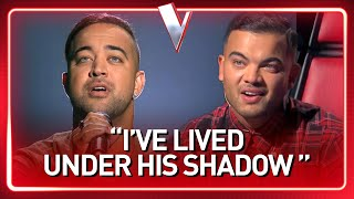 Would this Coach recognise his own BROTHER in The Voice? | Journey #95 Thumb
