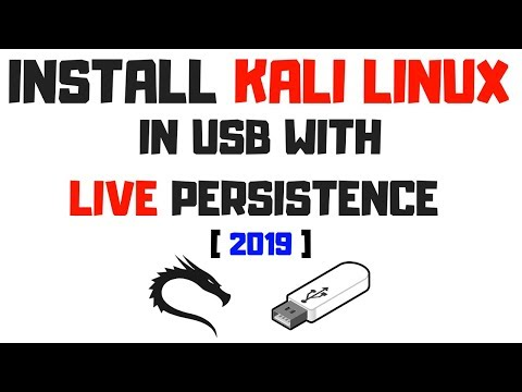 How to make bootable usb kali linux on mac