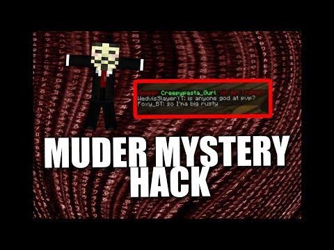 ich sehe jeden traitor in murder mystery... so erstellt man diesen hack!
