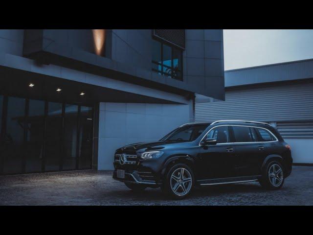 Mercedes-Benz GLS 350 d 4MATIC AMG Premium รุ่นประกอบในประเทศ SUV หรูเทคโนโลยีล้ำ