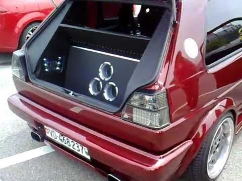 golf 2 dili 39 s sono tuning avry centre 2008 youtube. Black Bedroom Furniture Sets. Home Design Ideas