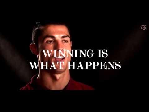Cristiano Ronaldo //  Motivational Video 2016 // Win At All Costs