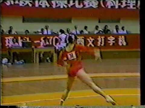 1988 USSR vs China Gymnastics