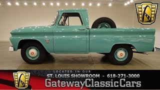 1964 Chevrolet C10 - Gateway Classic Cars St. Louis - #6398