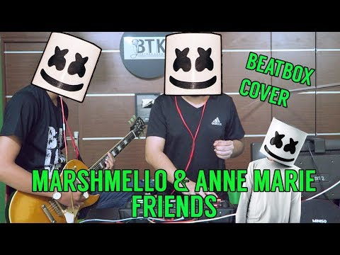 Marshmello & Anne-Marrie - FRIENDS Beatbox Cover | LOOPSTATION
