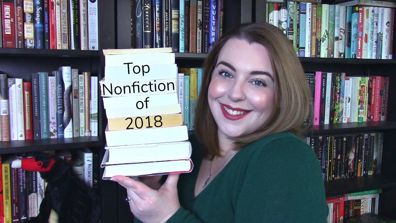 Top 10 Nonfiction Books Of 2018 Youtube
