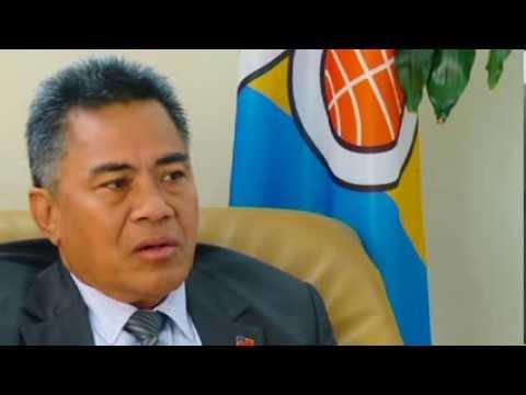 Samoan Ambassador to the EU, H E Dr. Fatumanava Pa'o Luteru on ACP Group activities