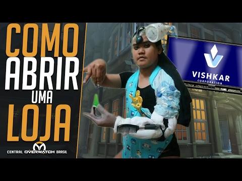 COMO ABRIR UMA LOJA NO OVERWATCH - Central Overwatch Brasil