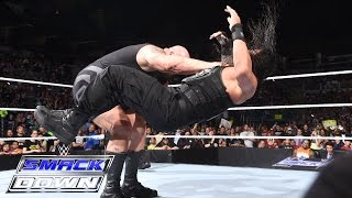 Roman Reigns vs. Big Show: SmackDown, July 9, 2015