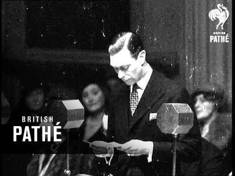 H.R.H. The Duke Of York's Appeal (1934)