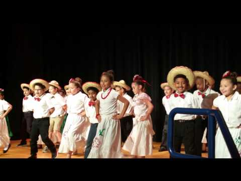 Martin weiss elementary school  5 de mayo program