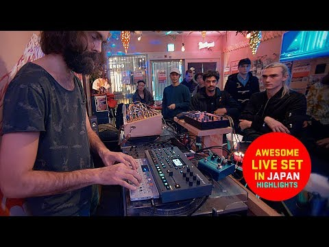 """Awesome Live Set At Tiny Club """"Japub"""" In Tokyo 2017 (Highlights)"""