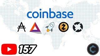BREAKING NEWS: Coinbase is adding 5 NEW Assets - ADA - BAT - XLM - ZEC - ZRX - Where is XRP?