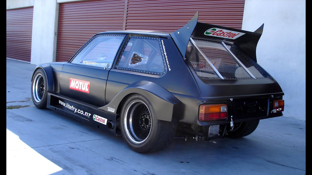 Toyota Starlet Kp60 Racecar Hampton Downs Nz Youtube