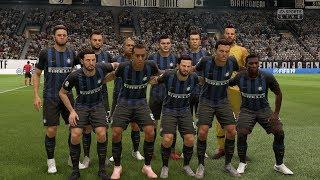FIFA 19 | Juventus vs Inter Milan - Allianz Stadium - (Full Gameplay Xbox One X)