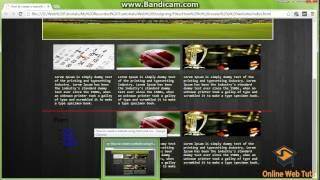Responsive website Part 7