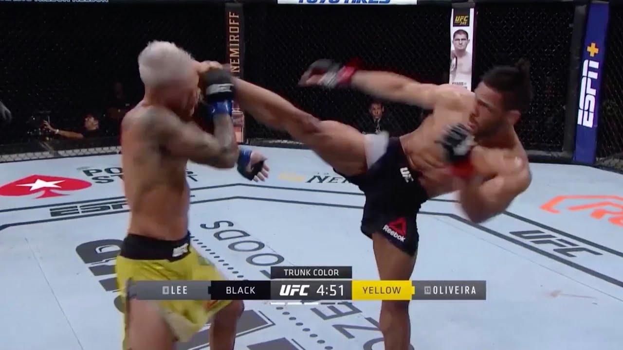 UFC Fight Night 170: Хайлайты / UFC Brasilia - Highlights