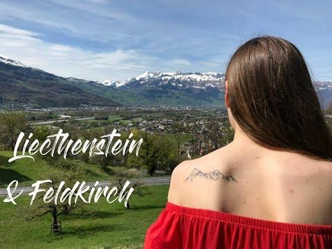Liechtenstein & Feldkirch Travel Vlog