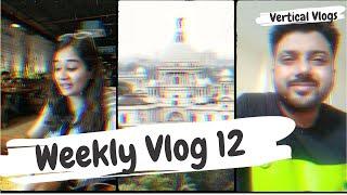 Weekend Mein Ghumne Gaye The aur Happy Teachers Day   Vlog 12   Vertical Weekly Vlogs   Kausty