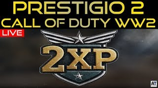 ROAD TO ULTIMO PRESTIGIO #9 - CALL OF DUTY WW2 [COD WWII MULTIPLAYER GAMEPLAY ITA]