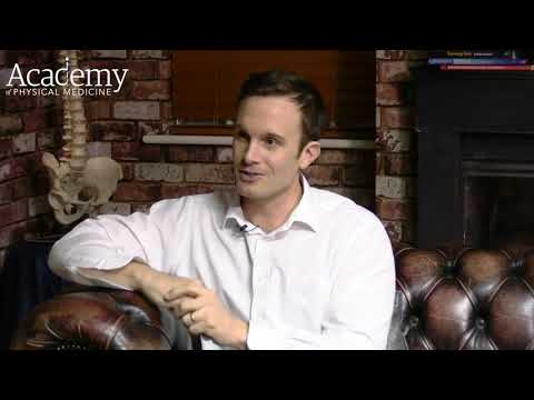 Physiotherapist, Daniel Lawrence, On Tendon Injuries