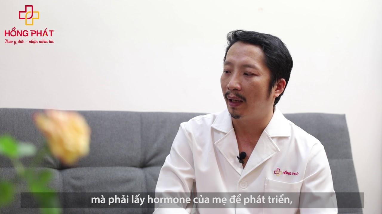PHỤ NỮ MẮC BỆNH TUYẾN GIÁP CÓ MANG THAI ĐƯỢC KHÔNG? - BVĐK Hồng Phát