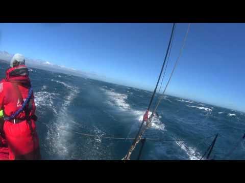 Nelson Race 2016 Cook Strait 50kts