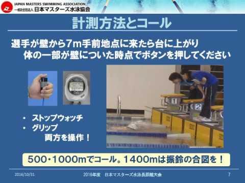 マスターズ 水泳 協会 日本