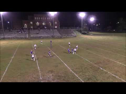 Spencer Middle School vs  Summersville Middle School  JV 10-1-18