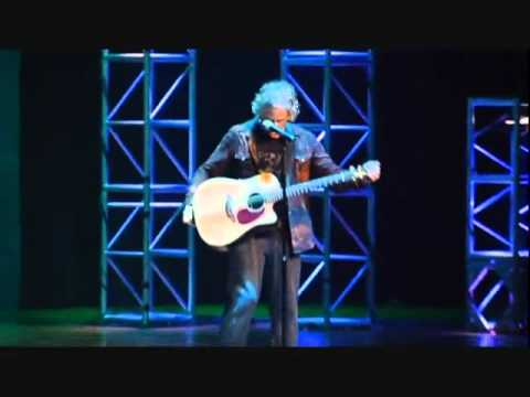 Old Rock Star Songs from comedian Tim Hawkins  Classic Rock Songs updated for the singer's age