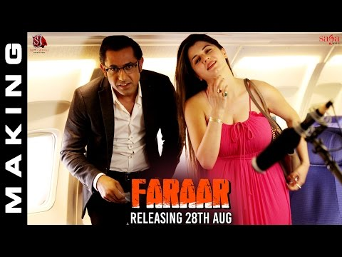 Faraar || Making || Gippy Grewal || Behind The Scenes ||  Latest Punjabi Movies 2015