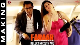 Faraar || Making || Gippy Grewal || Behind The Scenes ||  Latest Punjabi Movies 2015