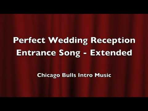 Perfect Wedding Reception Entrance Song Pittsburgh Wedding Dj Youtube