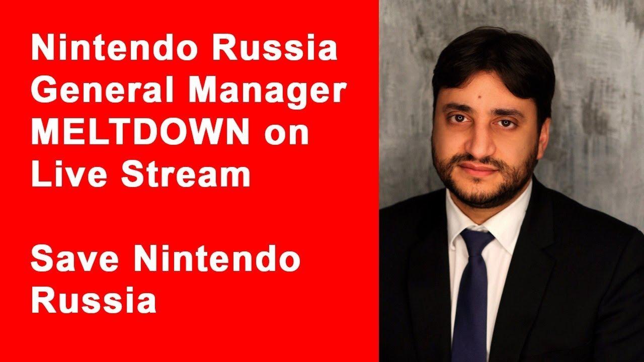 Бывшие сотрудники Nintendo Russia рассказали всю правду о главе подразделения и подняли скандал
