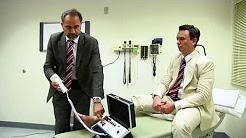 Diagnosis of diabetic neuropathy using the Neurothesiometer