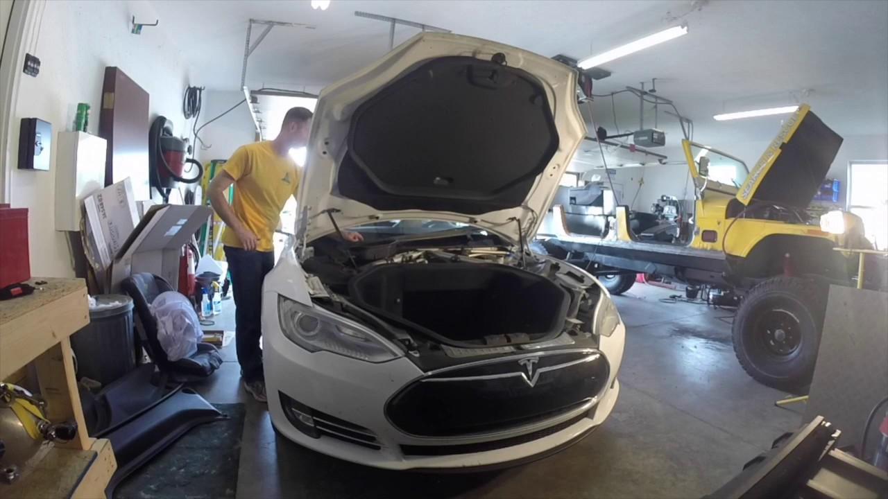 12 Volt Battery Replacement Part 3: Install