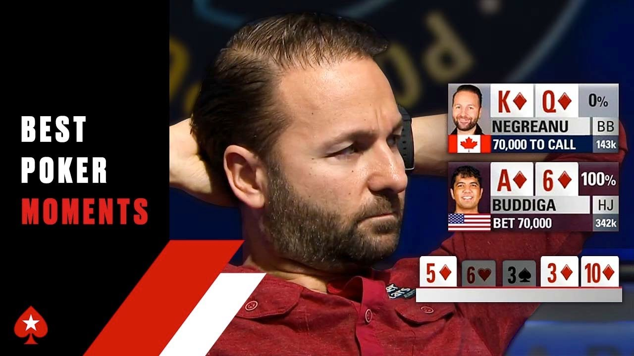 TOP 5 SICKEST COOLERS from PCA ♠️ Best Poker Moments ♠️ PokerStars