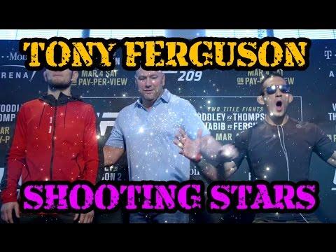 Tony Ferguson Shooting Stars UFC 209