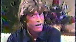 Andy Gibb meets Victoria Principal HISTORY in the making (part 2 of 3)